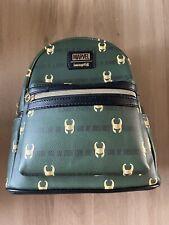 More details for loungefly loki aop backpack