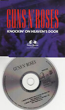 MAXI CD GUNS N' ROSES 2T KNOCKIN' ON HEAVEN'S DOOR LP VERSION + LIVE DE 1992