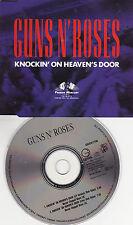 MAXI CD GUNS N' ROSES 2T KNOCKIN' ON HEAVEN'S DOOR LP VERSION + LIVE DE 1992