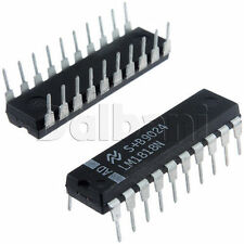 LM1818N  National Integrated Circuit IC New - QTY. 2
