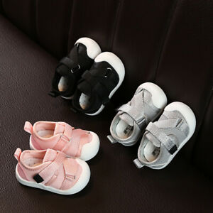 Boys Girls Child Walk Sneaker Shoe Baby Toddler Infant Kid Casual Training Shoes