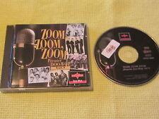 Zoom Zoom Zoom Premier Doo-Wop Vol 1 1993 CD Album Charley Records