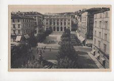 Ancona Piazza Roma Italy Vintage Postcard 167b