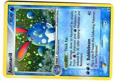 POKEMON EX DELTA SPIECES HOLO N° 114/113 AZUMARILL SECRET CARD