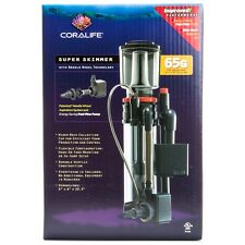 Coralife Super Skimmer Needle Wheel Protein Skimmer for aquariums up 65 gallons