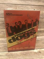 Reservoir Dogs (DVD 15th Anniversary) Special Edition Tin Gas Can + Matchbook