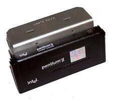 Intel 80523PY350512PE 350MHz Pentium II Slot 1 Processor SL2U3 [Dell 0667C HS]