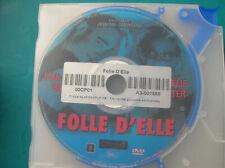 DVD  boitier slim FOLLE D ELLE (B37c)
