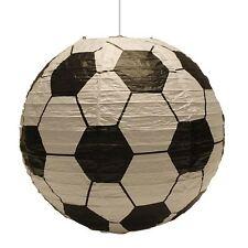 Pantalla luz de papel de Fútbol Niños Dormitorio Spearmark Gratis P + P