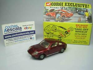 Corgi Toys 1/43 MINI MARCOS GT 850 cochesaescala