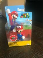 Nintendo Mario And Cappy Odyssey 2 1/2 Inch Mini-Figure Wave 24 Hobby