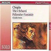 CD ALBUM - Frederic Chopin - Chopin: 4 Scherzi; Polonaise-Fantaisie Op. 61