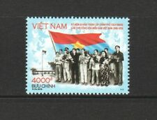VIETNAM 2019 50TH ANNIV. PROVISIONAL GOVERNMENT (FLAG) COMP. SET OF 1 STAMP MINT