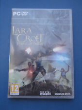 Lara Croft And The Temple Of Osiris neuf sur PC. Version française.