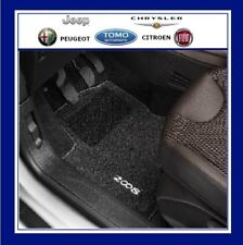 New Genuine Peugeot 2008 Tailored Carpet Mats Front & Rear 1609551680