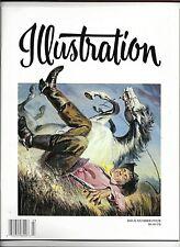 Illustration Magazine #4/2002/Dan Zimmer/Sam Savitt/Stanley Meltzoff