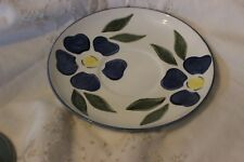 Price Kensington Large Saucer Hand Painted Flower Pot Holder