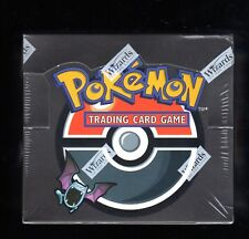 Pokemon Team Rocket Booster Box Sealed 36 Packs