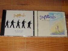 Genesis-WE CAN 'T DANCE & The Way We Walk - 2 diversi album-CD' S
