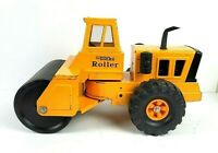 Vintage 1970's Orange Mighty Tonka Roller