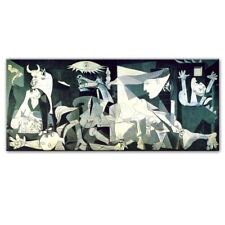 Picasso Guernica Art work Painting on Canvas Extra large Size Unframed Decor Art