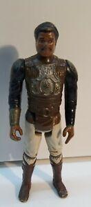 Star Wars Vintage Figure Loose Lando Calrissian Skiff Guard ( ref sw1) 1982