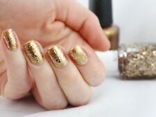 NEW! Essie nail polish lacquer in SUMMIT OF STYLE ~ Sparkling bronze glitter