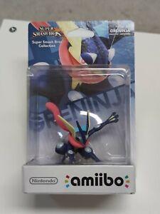 Greninja amiibo Nintendo