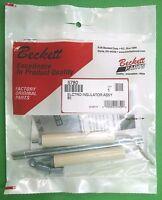 BECKETT Oil Burner Electrode Insulator Kit 5780 & T501 gauge for AF AFG AR SF SR