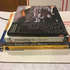 digital photography books Lot Of 4 over $100 retail