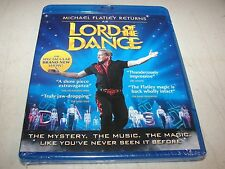 LORD OF THE DANCE BLU-RAY DISC MICHAEL FLATLEY *NEW*