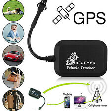 Mini Realtime Vehicle Car GPS Tracker Spy Mini Personal Tracking Device GPRS New