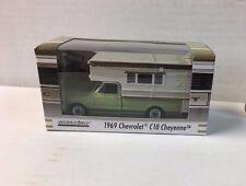 Greenlight * 1969 Chevrolet C10 Cheyenne * Light Green * Hobby Only * W52