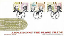 (37223) GB FDC Abolition of Slave Trade Hull 2007
