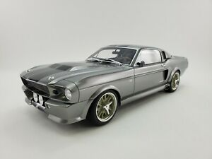 1967 Ford Mustang - Eleanor - Gone in Sixty Seconds - 1:12 scale by Greenlight