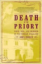 Death at the Priory: Love, Sex, and Murder in Victorian England-ExLibrary