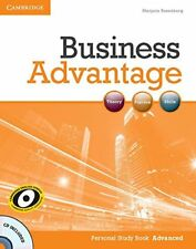 Business Advantage Advanced Personal Study Book with Audio CD, Rosenberg, Marjor
