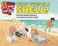 What Lives in a Shell? (Let's-Read-an