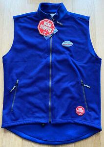 Brand New Original SPORTFUL WIND STOPPER IGLOOTEX Vintage Gilet/Vest L