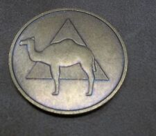 Recovery coins AA NA CA Camel Poem Medallion tokens sobriety affirmation