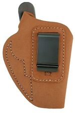 """Bianchi 10380 Waistband Holster Small-Frame Revolvers 2/"""" Barrels Size 1 Right"""