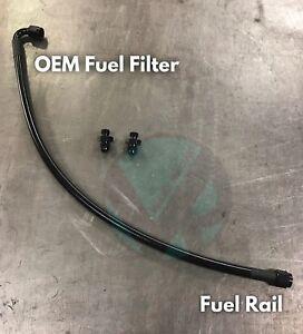 B/D Series Fuel Line Kit For Honda / Acura  OEM Filter EG EK DC2
