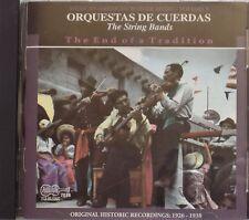 ORQUESTAS DE CUERDAS - cd MEXICO VOL.5 - ARHOOLIE 7018