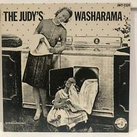 The Judy's - Washarama LP 1981 private press TX pop punk/power pop NICE
