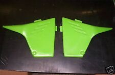 1979/1980 Kawasaki KLX 250 Side Panels Green