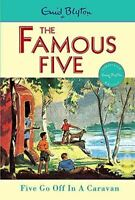 Five Go Off In A Caravan: Book 5 (Famous Five), Blyton, Enid, Like New, Paperbac