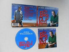 JOHN WILLIAMSON-THE BIG RED-12 TRAK DIGIPAK CD+ SIGNED BOOKLET-2012-AUSTRALIA