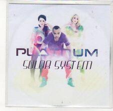 (DK630) Platinum, Solar System - 2012 DJ CD