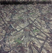 """True Timber HTC Cotton Poly Twill Camo Fabric 60"""" Yard Camo Water Repellent"""