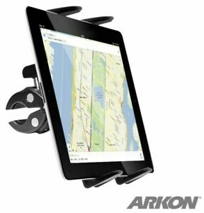 Sail-Boat Helm, Bike Handlebar Tablet Mount for Apple iPad 3,2,Air Pro,LG,TAB131